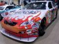 NASCAR仕様のトヨタ・カムリ。そういや兄弟車のダイハツ・アルティス、