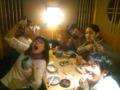 声優さん達と飲み会なう@新宿 因みに私は写ってないで〜す(^^ゞ