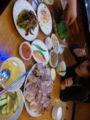 あぁ…釜山行って豚足と青唐辛子食べたい!ビタミン!コラーゲン!