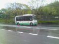 奈良交通の田辺循環はついにポンチョになったか…w  京都200か2257