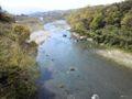 自転車で、秩父から北千住へ荒川下り中。現時点、秩父橋