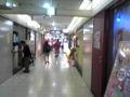 第二ビルの地下で朝食、久しぶり。さて尼崎へ。