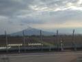 帰ってえ〜来いよ〜♪のお岩木山。でも歌ってる人は北海道出身なんだ