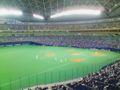 ナゴヤドームなう!久々の野球観戦です!