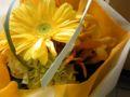 どの子も覚えていてくれたようですo(^-^)oお花も貰って、嬉しいです♪