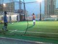 クーバー・コーチング・サッカースクール。久しぶりに観ました。積極