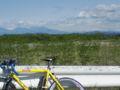 久々な自転車通勤なう