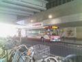 バスネタ1つ。外大(構内)→市駅直行に日野のモヤシN-3124充当を確認。