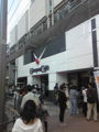 Gundam cafe なう、混んでいる