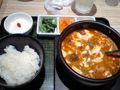 東京純豆腐でランチ♪