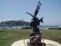 江ノ島で小休止。ってか今日はサイクリングになってる(^_^;)