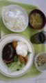 社食なう 今日は400円