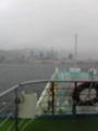 神戸港を出港しました♪
