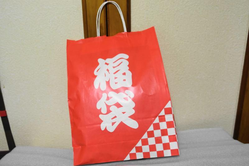 2020年末に販売されたドンキ(ドンキホーテ)のお菓子の詰め合わせ2021年福袋(1000円)