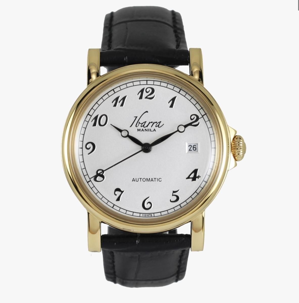 イバラ・マニアの時計の商品紹介画像1枚目