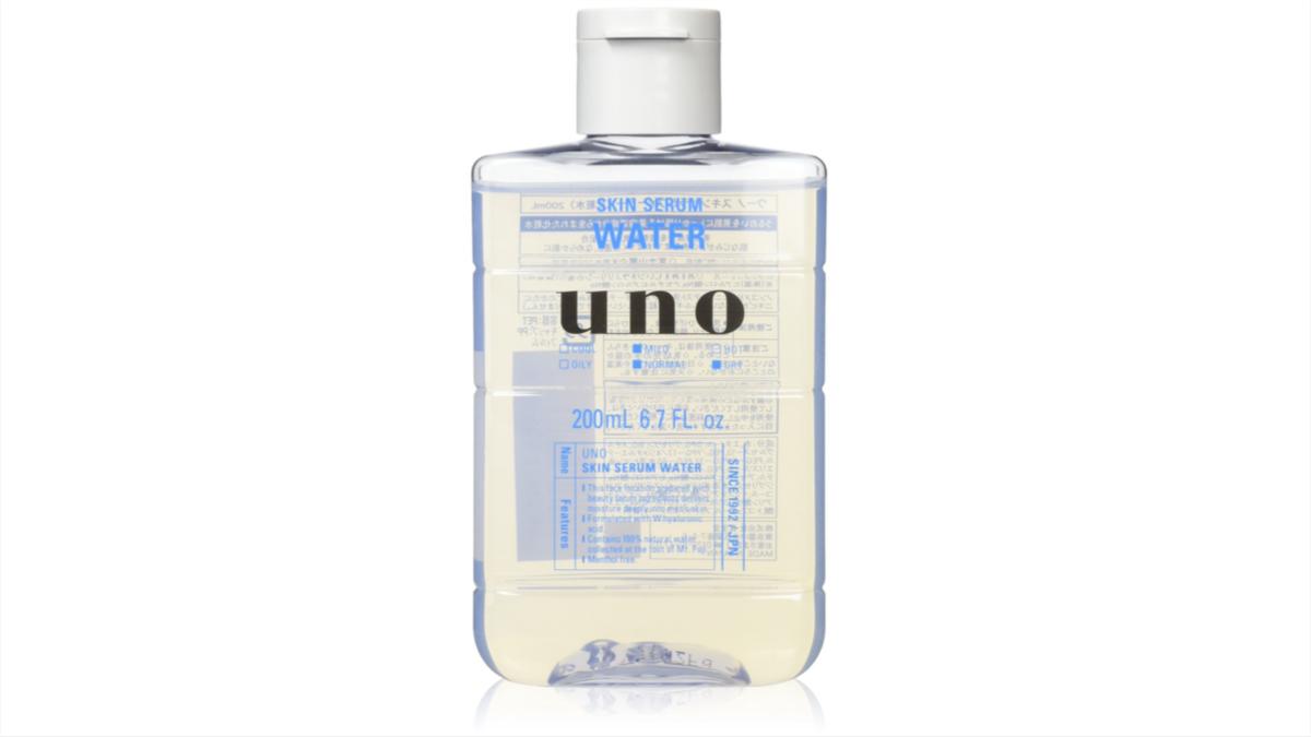 ウーノ化粧水の紹介画像