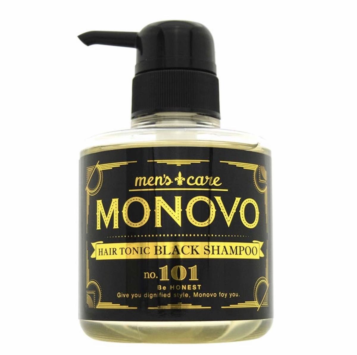 MONOVOのシャンプー