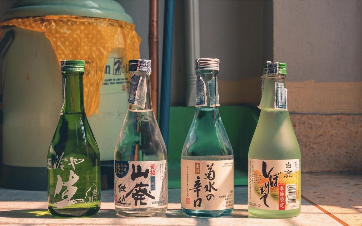 父の日 プレゼント 日本酒