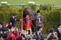 ドゥラメンテ中山記念表彰式