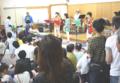 2017.6.4 古井町ふれあいひろば (2) 楽団の演奏とビンゴゲーム