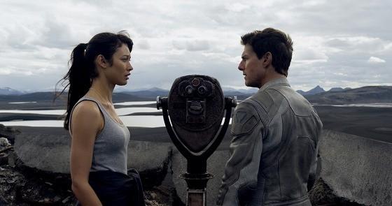 映画『オブリビオン』の衝撃のラストを完全ネタバレ解説! - ひたすら映画を観まくるブログ