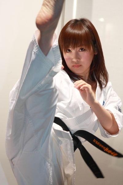 Female martial arts fetish 7 2