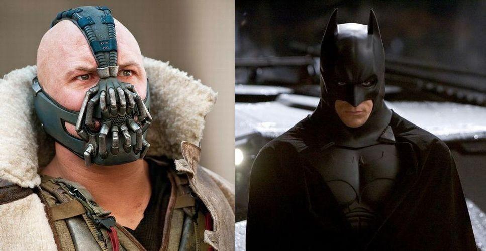 バットマンとベイン