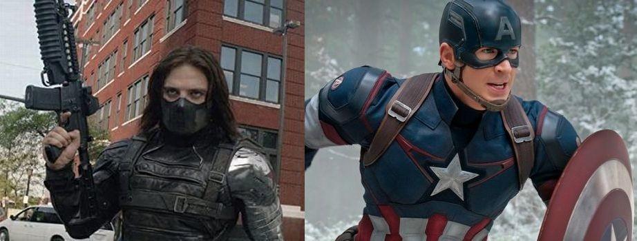 キャプテン・アメリカとウィンター・ソルジャー