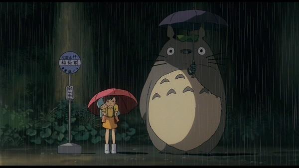 宮崎駿監督『となりのトトロ』