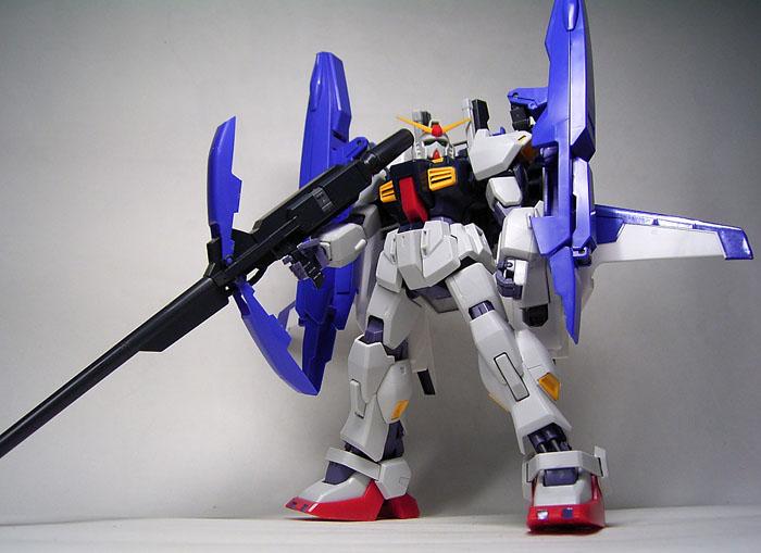 FXA-05D//RX-178 Super Gundam GUNPLA MG Master Grade Z Gundam 1//100