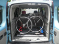 カングー 自転車