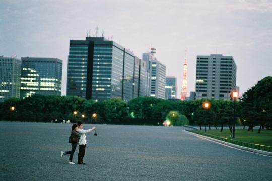 [Nikon FM3A][Fujifilm][Planar85mmF1.4]