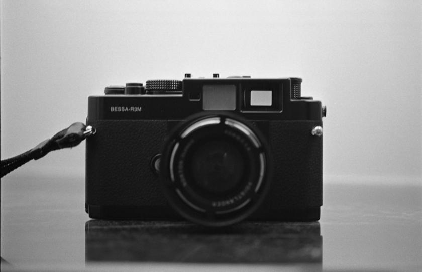 [Cano New F-1][NFD 50mm F3.5 Macro][Fuji NEOPAN]