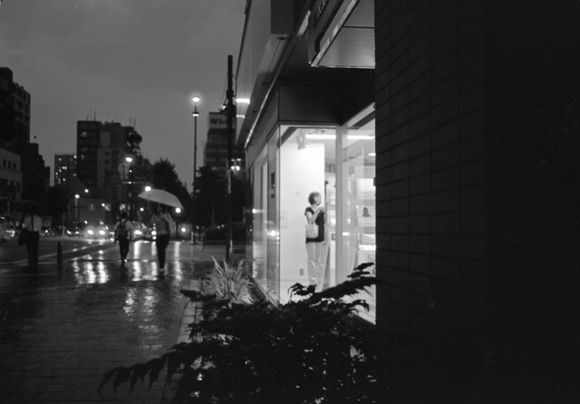 [CONTAX T3][Fuji ACROS]