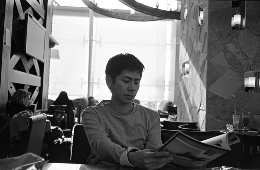 [CONTAX T3][Fuji NEOPAN400]