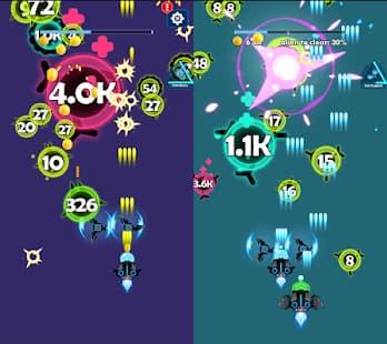 ウイルスを排除 ゲームアプリ紹介画像