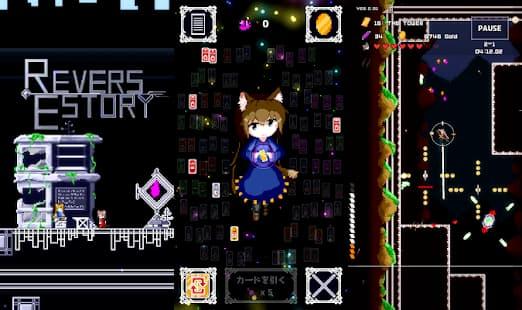 ReversEstory ゲームアプリ紹介画像