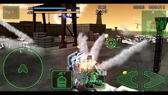 Destroy Gunners SPα ゲームアプリ紹介画像