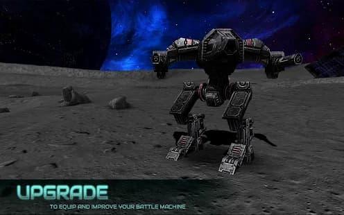 ロボクリエぐ・オンラインのロボットの戦争 ゲームアプリ紹介画像