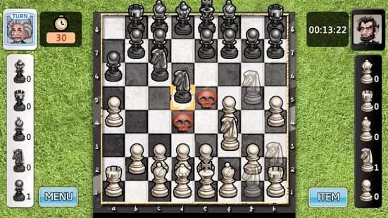 チェスマスターキング アプリ紹介画像