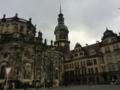 ドレスデン城・・・だよな。