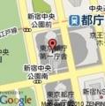 Google static Maps - 東京都