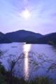 『京都新聞写真コンテスト  水上の道』