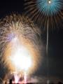 『京都新聞写真コンテスト 平和祭花火大会』