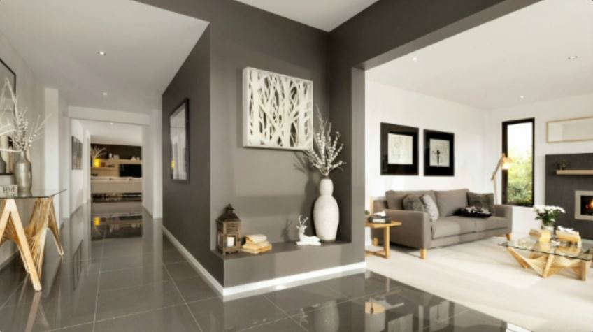 hunian rumah minimalis