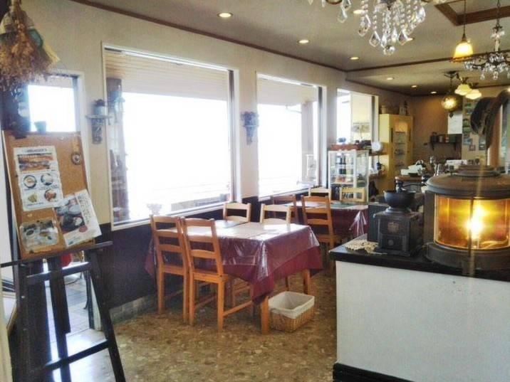 カフェテラス ラ・メールの店内写真