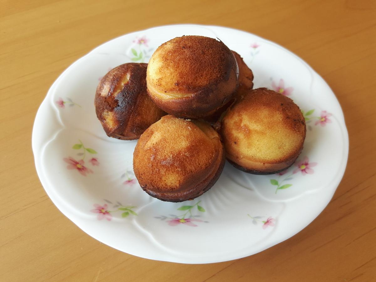 FuguMoonビビンパcafeのテイクアウトメニュー「胡桃菓子」の写真