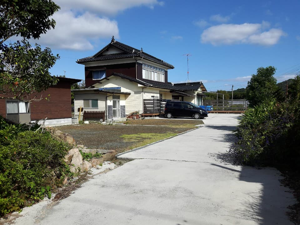 FuguMoonビビンパcafeの駐車場写真
