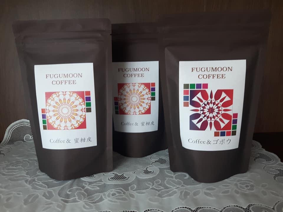 FuguMoonビビンパcafeのテイクアウトメニュー「薬膳コーヒー」の写真