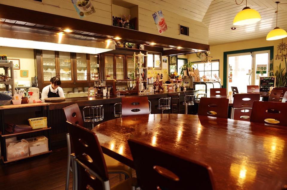 レストラン&カフェ ポテトの店内写真
